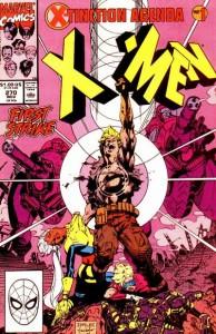 Uncanny X-Men #270 InvestComics