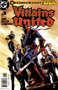 Villains United #1 InvestComics