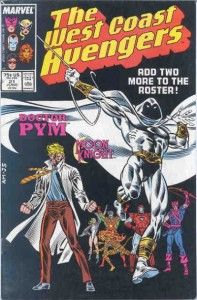 West Coast Avengers 21 InvestComics