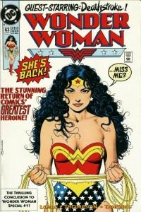 Wonder Woman #63 InvestComics
