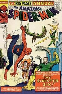 Amazing Spider-Man Annual #1 InvestComics