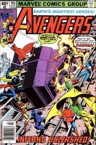 Avengers #193 InvestComics