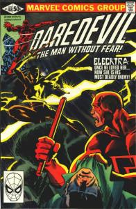 Daredevil #168 InvestComics