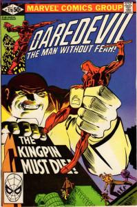Daredevil #170 InvestComics