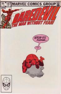 Daredevil #187 InvestComics