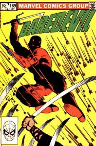 Daredevil #189 InvestComics