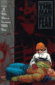 Daredevil The Man Without Fear #1 InvestComics