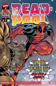 Deadpool #1 1997 InvestComics