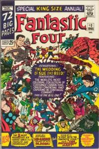 Fantastic Four Annual #3 InvestComics