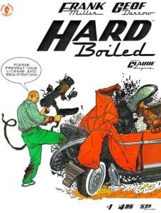 Hard Boiled #1 InvestComics