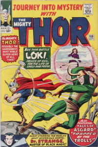 Journey Into Mystery with Thor #108
