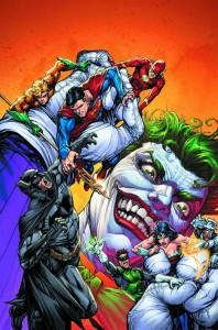 Justice League #1 InvestComics