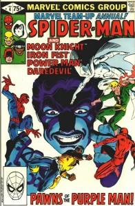 Marvel Team Up Annual #4 InvestComics