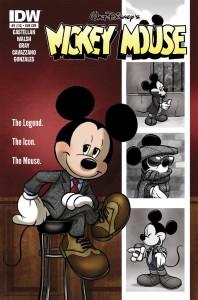 Mickey Mouse #1 InvestComics