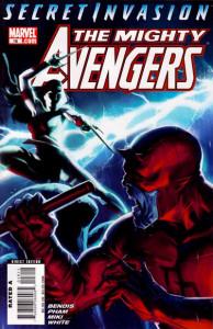 Mighty Avengers #16 InvestComics