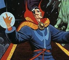 Doctor Strange Checklist