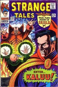Strange Tales #148 InvestComics