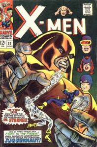 Uncanny X-Men #33 InvestComics
