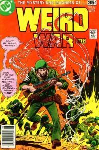 Weird War Tales #64 InvestComics