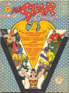 All Star Comics 12 InvestComics
