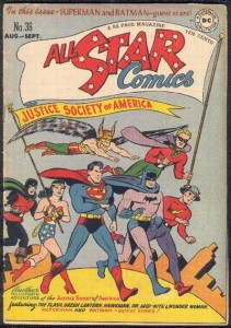 All Star Comics 36 InvestComics