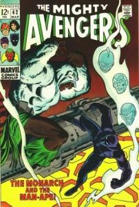 Avengers 62 InvestComics