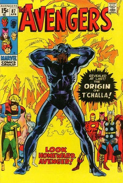 Avengers 87 InvestComics