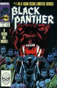 Black Panther 1 1988 InvestComics
