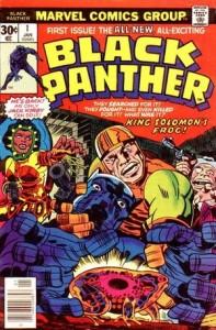 Black Panther 1 InvestComics
