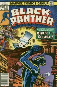 Black Panther 11 InvestComics