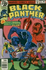 Black Panther 14 InvestComics