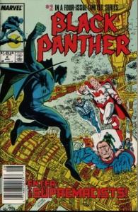 Black Panther 2 1988 InvestComics
