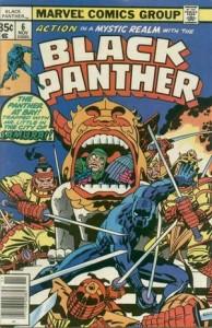 Black Panther 6 InvestComics