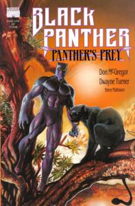 Black Panther Panthers Prey 1 InvestComics