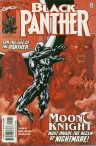 Black Panther VOL 3 22 InvestComics