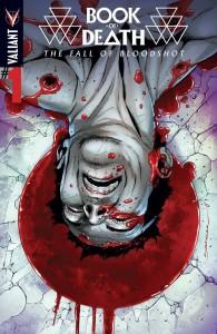Book of Death Bloodshot 1 InvestComics