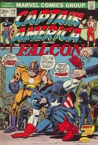 Captain America 170 InvestComics