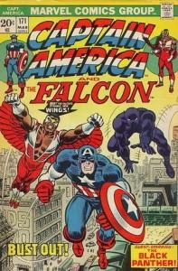 Captain America 171 InvestComics