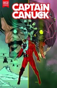 Captain Canuck 2 InvestComics