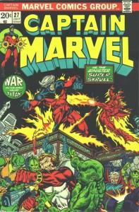 Captain Marvel 27 InvestComics