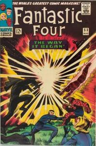 Fantastic Four 53 InvestComics