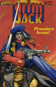 Grim Jack 1 InvestComics