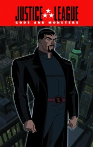 Justice League God and Monsters 1 Superman