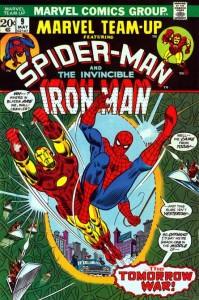 Marvel Team-Up 9 InvestComics