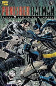 Punisher Batman Deadly Night InvestComics