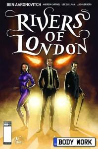 Rivers of London 1 InvestComics