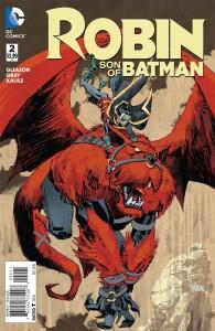 Robin Son of Batman 2 InvestComics
