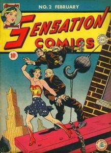 Sensational Comics 2 InvestComics