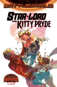 Star Lord and Kitty Pride 1 InvestComics