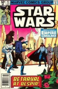 Star Wars #43 InvestComics